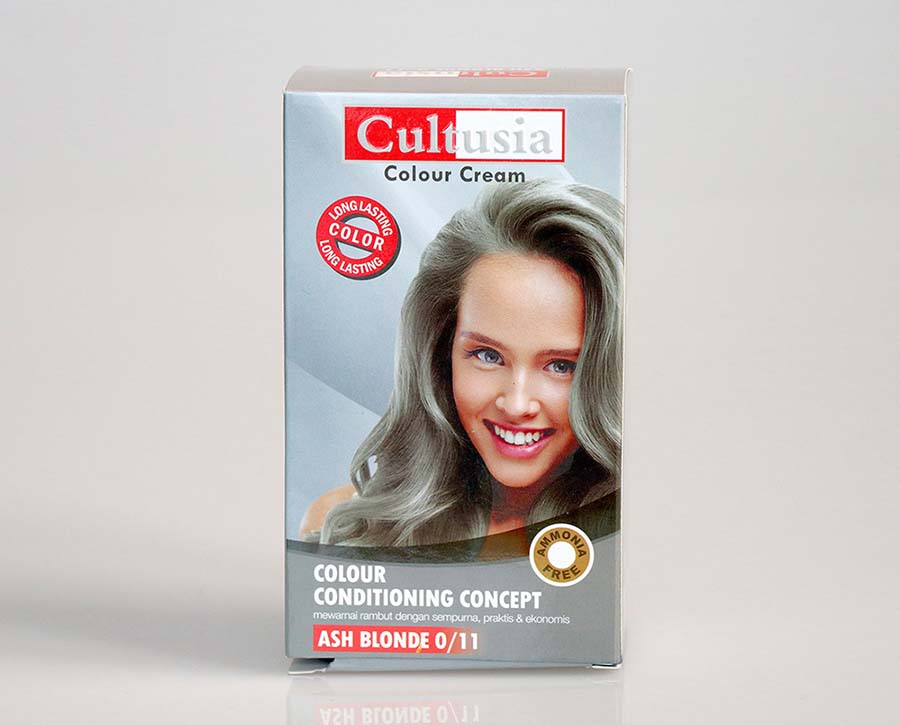 Cultusia Ash Blonde 0/11 30ML