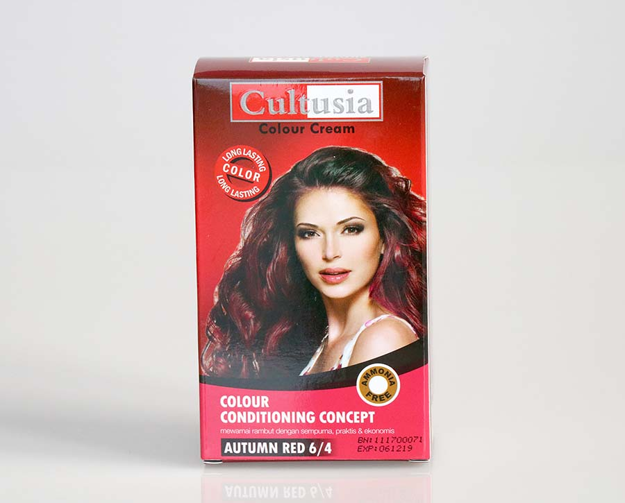 Cultusia Autumn Red 6/4 30ML