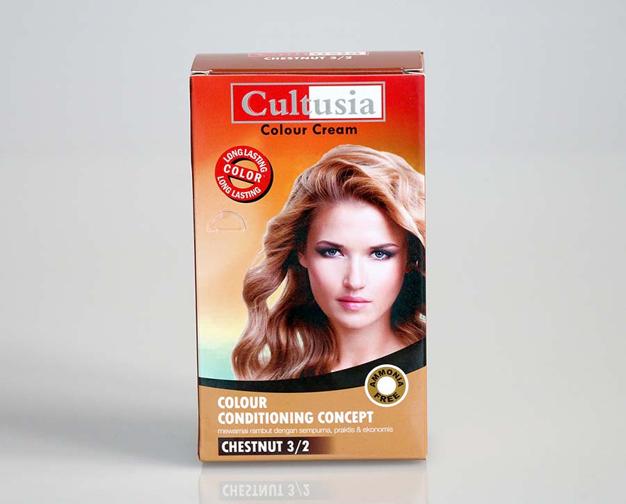 Cultusia Chestnut 3/2 30ML