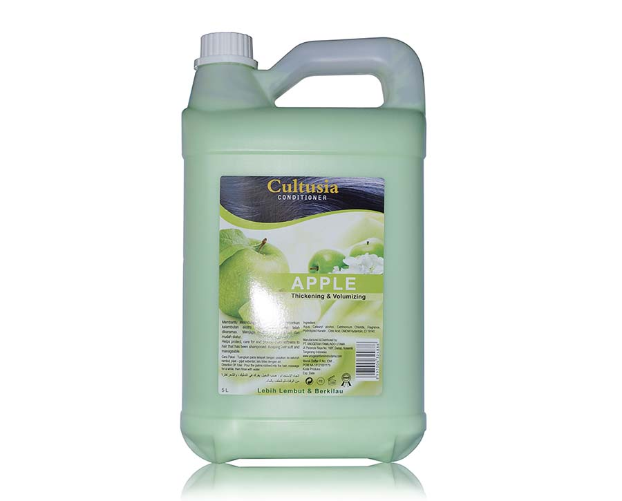 Cultusia Conditioner Apple 5L