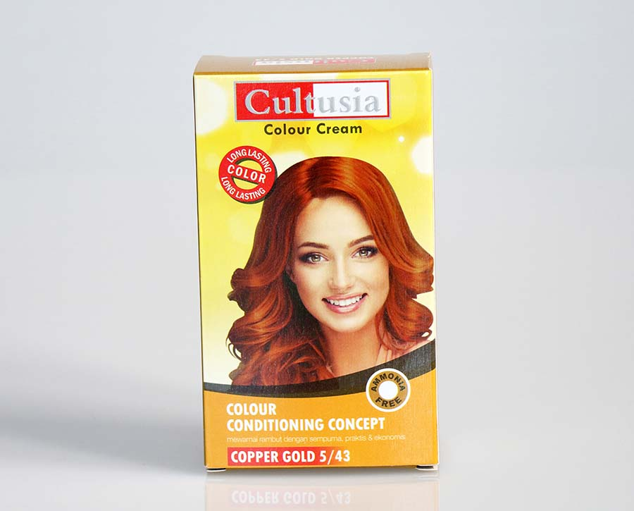 Cultusia Copper Gold 5/43 30ML
