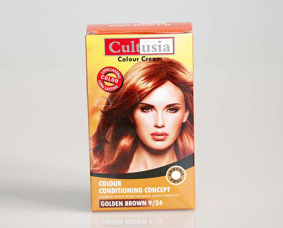 Cultusia Golden Brown 9/34 30ML