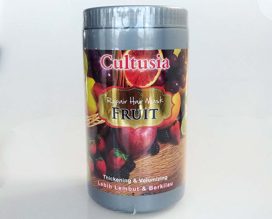Cultusia Hair Mask Fruit 1000ML