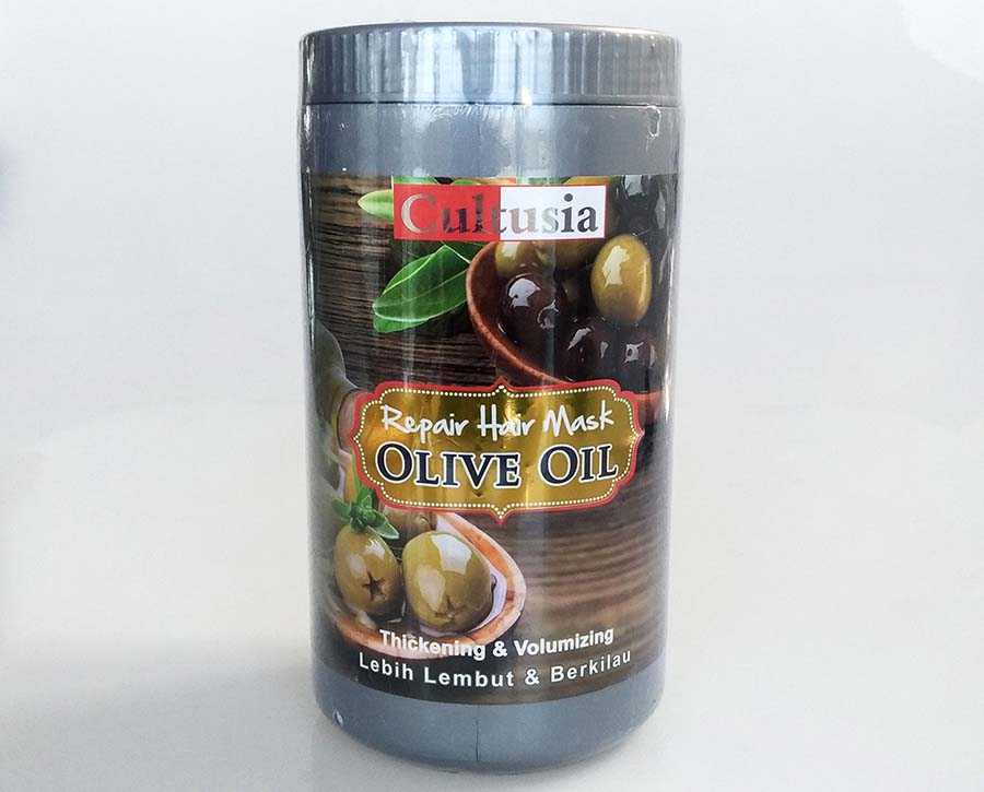 Cultusia Hair Mask Olive Oil 1000ML