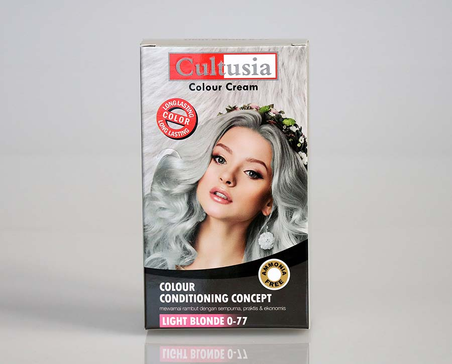 Cultusia Light Blonde 0/77 30ML
