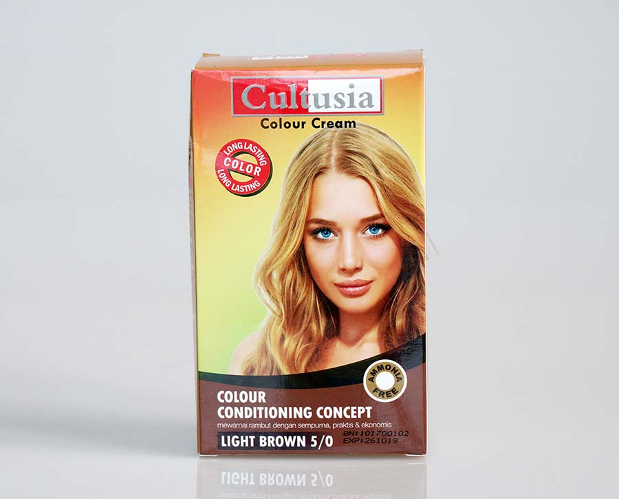 Cultusia Light Brown 5/0 30ML