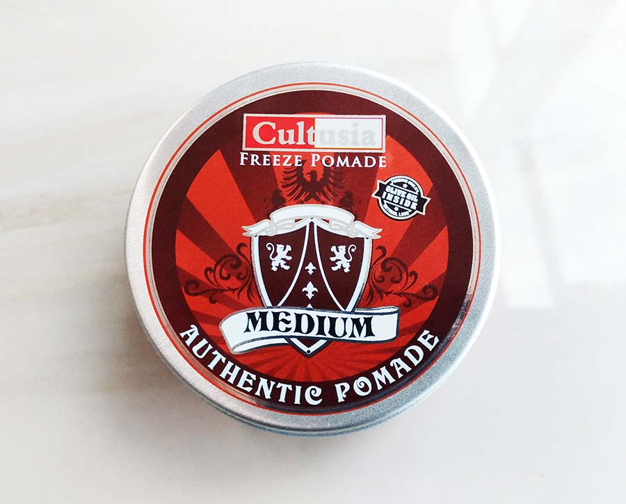 Cultusia Pomade Freeze Medium
