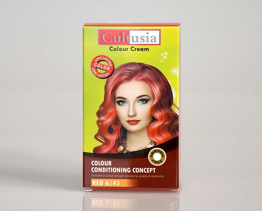 Cultusia Red 6/45 30ML