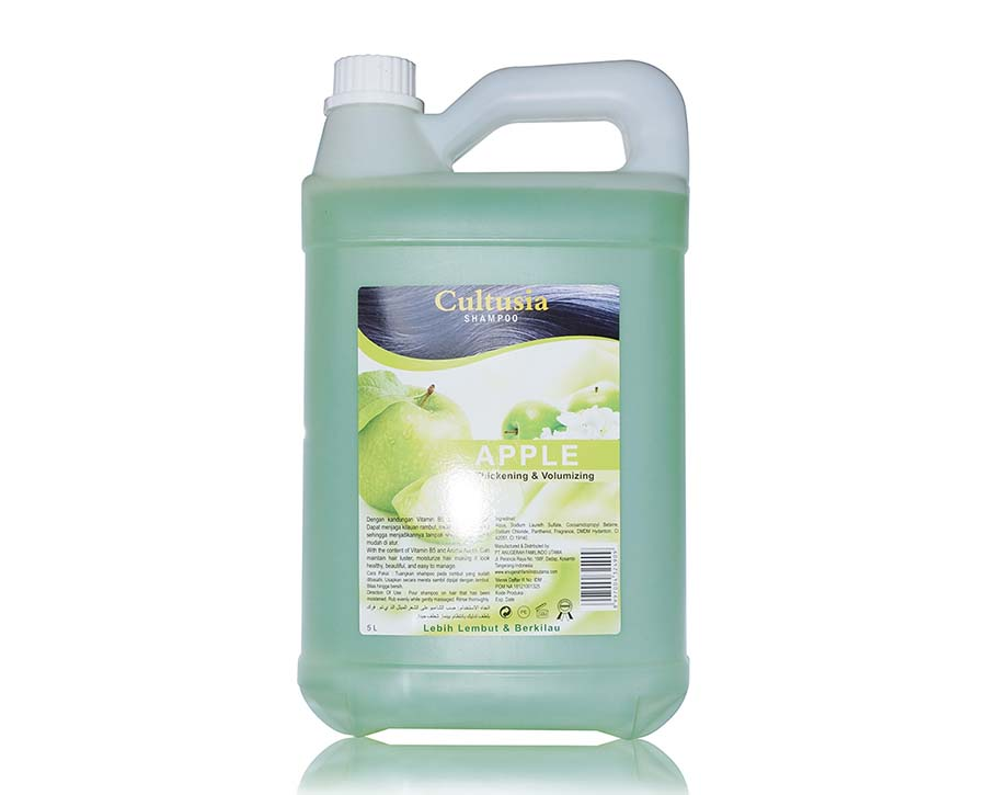 Cultusia Shampoo Apple 5L